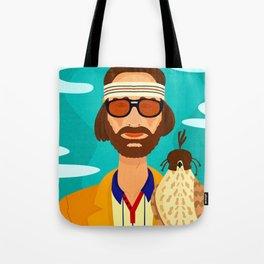 Richie Tenenbaum Tote Bag