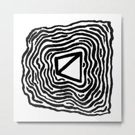 d4 Metal Print