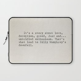It's A Story About... Laptop Sleeve