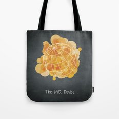 The M.D. Device Tote Bag