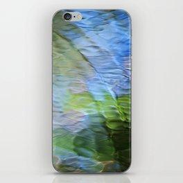 Coastline Mosaic Abstract Art iPhone Skin