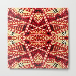 Ethnic Love 7  Metal Print