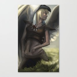 Guardian Angel Canvas Print