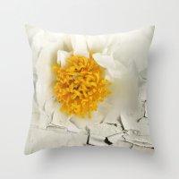 phoenix Throw Pillows featuring Phoenix by KunstFabrik_StaticMovement Manu Jobst