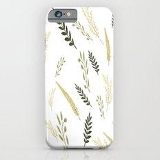 Leaves Pattern Slim Case iPhone 6s