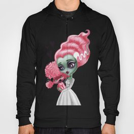 Stitches and the Bride Hoody