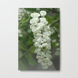 Floral Tree Metal Print