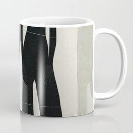 Pair Line Coffee Mug