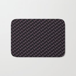 Dr. Who #11 tie pattern Bath Mat