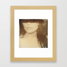 Cowgirl Framed Art Print