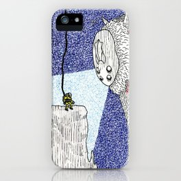 A Startling Expedition iPhone Case