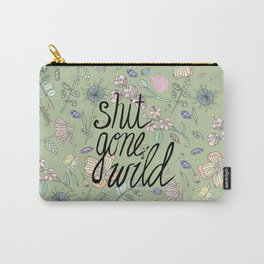 Shit Gone Wild Carry-All Pouch