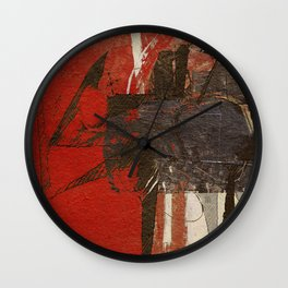 Cabra da Peste Wall Clock