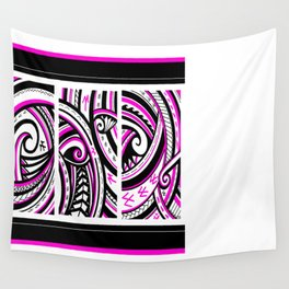 Tribal Trio  Wall Tapestry