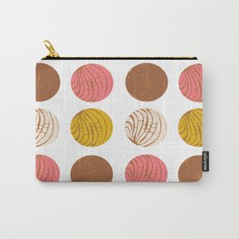 Conchas Carry-All Pouch