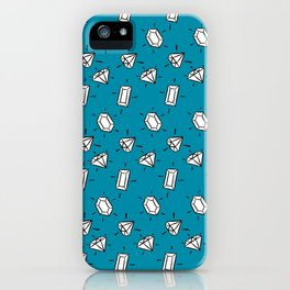 All I Want Bitch iPhone Case