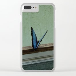 Captive Clear iPhone Case