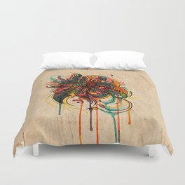 Floating Entity I Duvet Cover