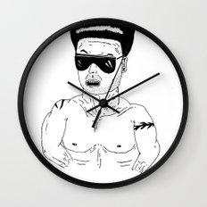 BEST THINGS IN PUNK Wall Clock