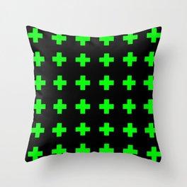 Greek Cross 3 Throw Pillow