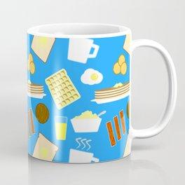 Breakfast pattern Coffee Mug