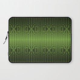 Good Green Vibrations Laptop Sleeve