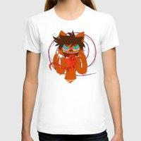 titan T-shirts featuring Nightmare Titan by Savanah welsh