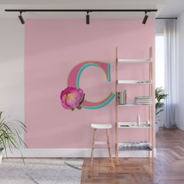 BOLD C Wall Mural