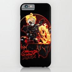 Hell on Big Wheel iPhone 6s Slim Case