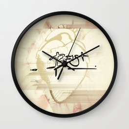 SweetHEART Wall Clock