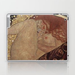 DANAE - GUSTAV KLIMT  Laptop & iPad Skin