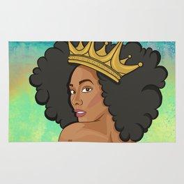 Reigning Queen Rug