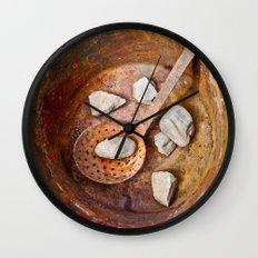 Stone Soup Wall Clock