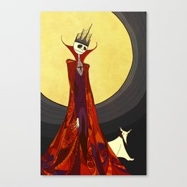 Pumpkin King Canvas Print