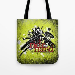 ride hard - BMX Tote Bag