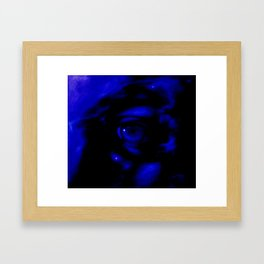 Eternal, Digital Edit with Shadows Framed Art Print