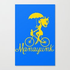 Manayunk  Canvas Print