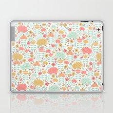Spring Hedgehog Forest Laptop & iPad Skin