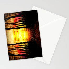 Path To Imagination Golden Stationery Cards