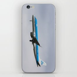 KlM Embraer 190 iPhone Skin