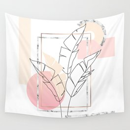 Tropical minimal Wall Tapestry
