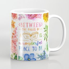 Between the pages Coffee Mug