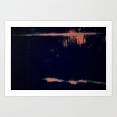 Life-Lines Art Print