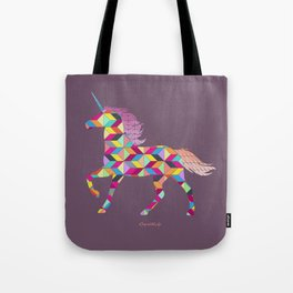 Be An Effing Unicorn Tote Bag