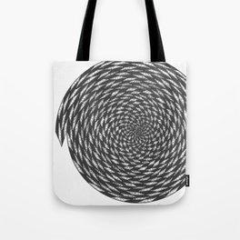 spiral 2 Tote Bag