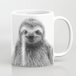 Young Sloth Coffee Mug