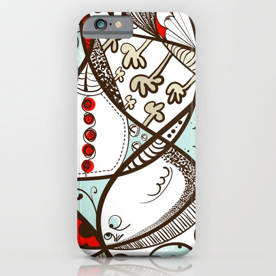 Like Molasses iPhone & iPod Case