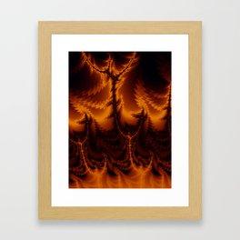 Hellbent Framed Art Print