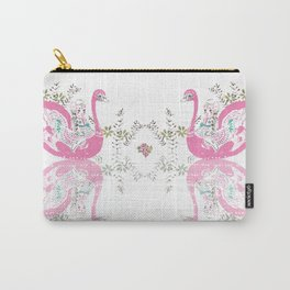 Swan Girl Carry-All Pouch