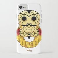 hip hop iPhone & iPod Cases featuring Hip Hop is Muerto by Artist53